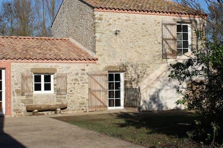 Le Hameau du petit Essard - Casa