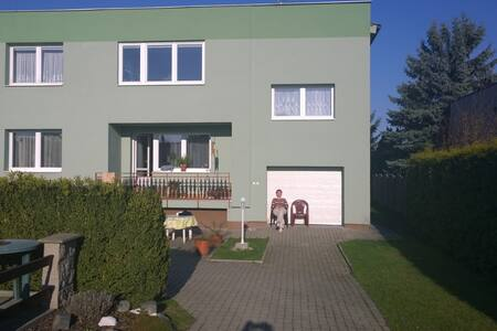 MÁCHOVO JEZERO - Rumah