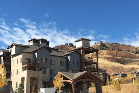 Cozy Canyons Condo, Park City Resort - Condominium