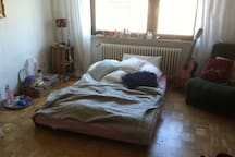 Süßes Zimmer in WG Innenstadt West Europaplatz