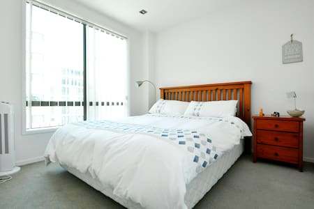 Cozy 1Bed&1Bath Easy transportation - Auckland - Pis