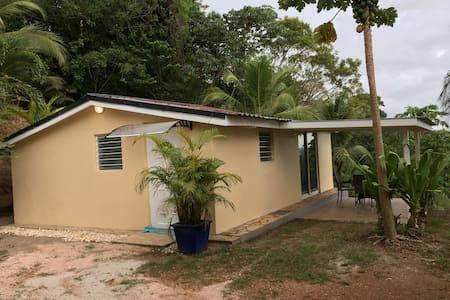 Maison Matoury La Chaumière sur colline - Matoury - Casa