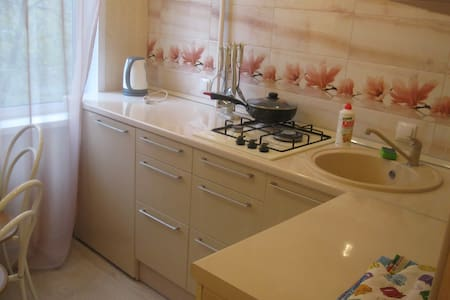 Прекрасная квартира в центре Смоленска - Apartment
