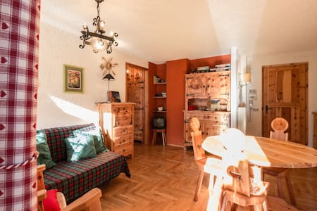Cute and sunny FLAT Aosta valley - Rhemes-notre-dame - Appartamento