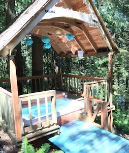 Cozy Forest Suite Studio + Hot Tub - Bellingham - Wohnung
