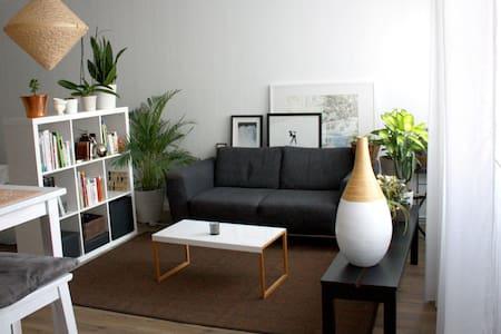 Charmant studio 35m2 proche du centre - Apartment