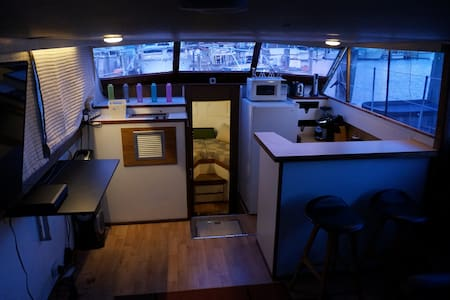 Fells Point Private Yacht Rental - Baltimore - Barco