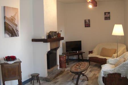 La  petite maison à la campagne - Hus