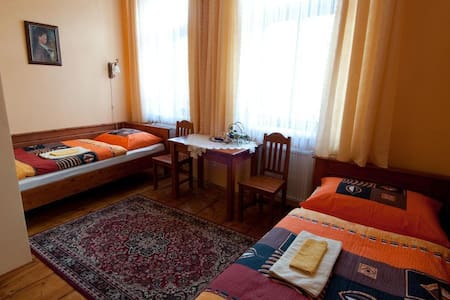 Apartmány Pension Ulrika - Bed & Breakfast