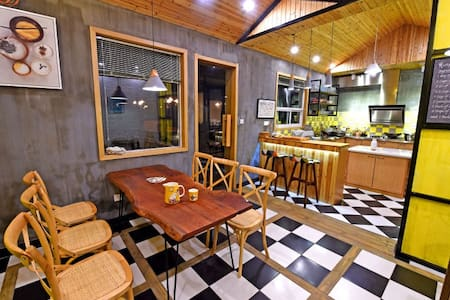 Stylish&Comfy Guesthouse with Private SPA & Garden - Nanjing Shi