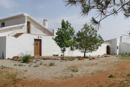 Casa rural LAGUNAS DE RUIDERA grande y confortable - Casa