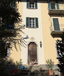 Spacious antique family villa - Ghiffa - Villa