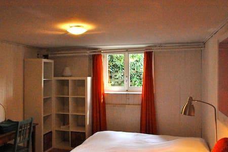 G2 Zimmer in der Nähe von Goetheanum - Rumah