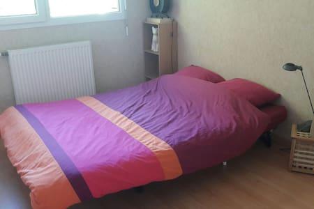 Chambre au calme à côté de Chambéry - Apartment