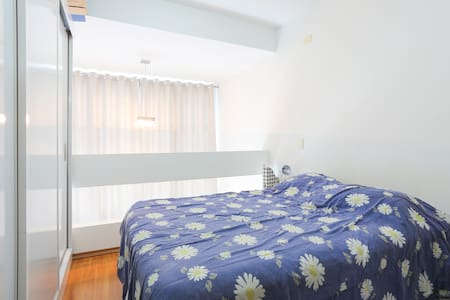 Affordable Loft in Moema, great location n confort - San Paolo - Loft