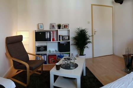 Schöne, helle Wohnung im Augsburger Süden - Augsburg - Apartamento