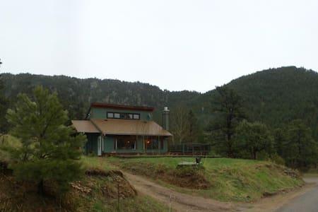 Quiet retreat in the Rockies - Ház