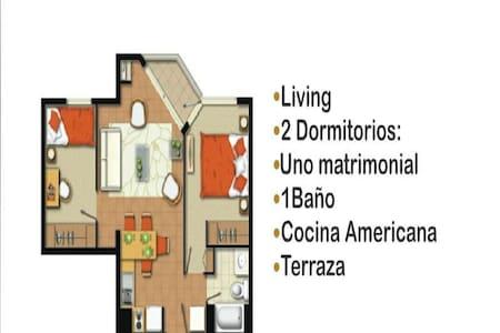 Departamento Amoblado en Temuco - Temuco - Appartamento