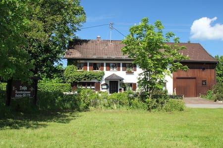 Gästehaus Dohle - Berge, Wiesen, Seen... - Huis