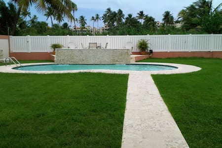 Beach Vacation Home - Like a Resort - Vega Alta - House