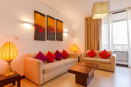 Spacious 2BR Apt for rent in Colombo. Apt 9/6A - Colombo