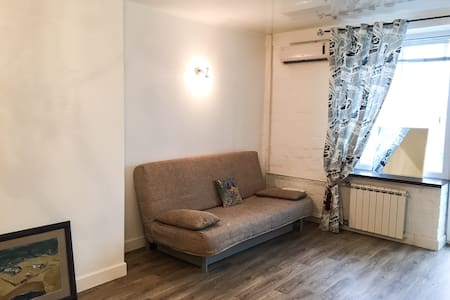 студия на Павелецкой/central apartment - Moscow - Apartment