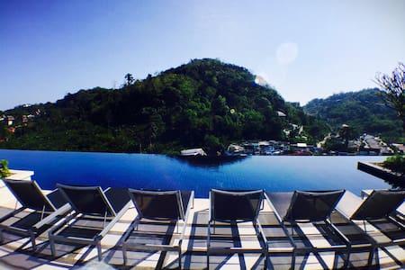 Luxury suite in Phuket town - Phuket - Apartment