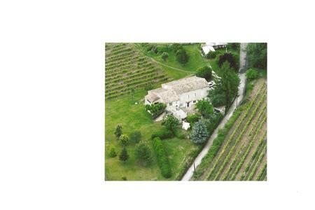 Mas provençal au milieu des vignes. - Entrechaux - Ev