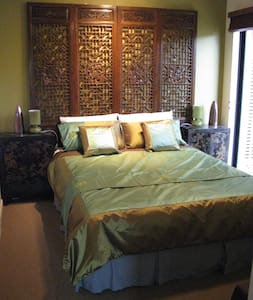 Moongate Accommodation (oriental style apartment) - Lejlighed