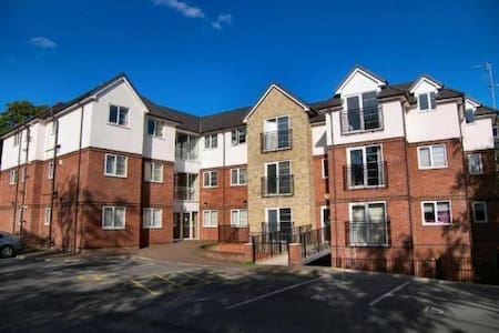 Hollyhedge Heights - Wythenshawe - Apartamento