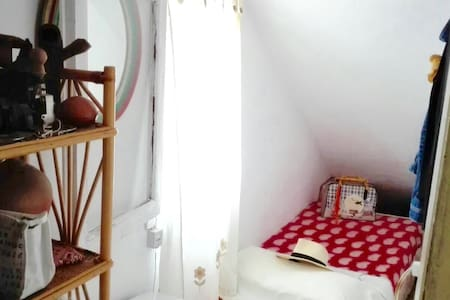 Urban- Country roomflat  One person - Wohnung