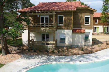 2 pièces dans résidence touristique - Aureilhan - Wohnung