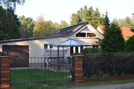 Ferienhaus Kiefernwald - Borkwalde