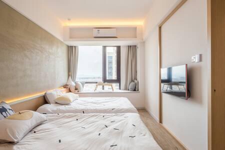 公园中的顶级小区 高层湖景 品质设计公寓--我们 - Xiamen - Lägenhet
