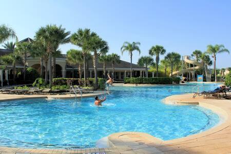 Stay near Disney World at Windsor Hills Resort - Apartamento