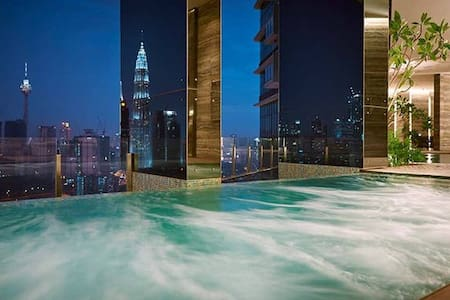 Luxury Condo, amazing view, city centre, great ppl - Byt