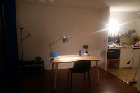 Luminous studio near Toulouse - Apartment