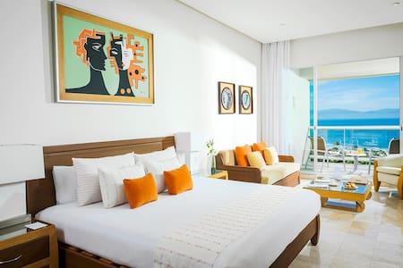 Grand Master Room at the Grand Mayan- New Vallarta - Condominium