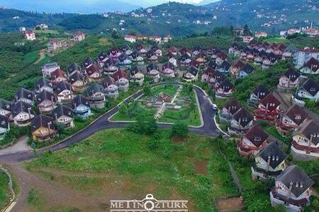 Doğa İçersinde Huzurlu Bir Villa - Trabzon - Dom