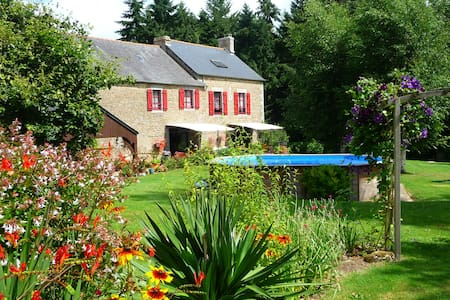 B&B Le Bas Rassinoux - Saint-Ouen-des-Alleux - Bed & Breakfast
