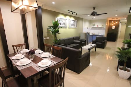 Susan's Vacation Homestay (16 Pax) - Ipoh - Wohnung