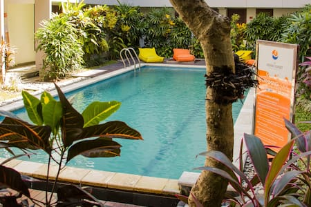 PROMO! Luxurious 4-person 2-storey LOFT! - Kuta