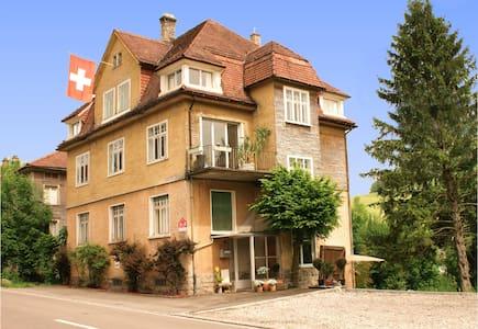 Bed & Breakfast Zimmer Gelb - Degersheim
