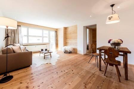 Stilvolle und gemütliche Wohnung *Belezza* - Davos