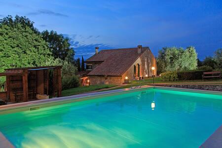 Villa on the hills of verona - Hus