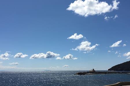 Monolocale Isola d'Elba, Rio Marina, Vista Mare - Rio Marina - Selveierleilighet