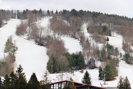 Holiday Ski Retreat - Goshen - Casa