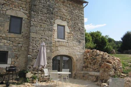 Maison Caussenarde 4* entre Aveyron et Lozere - La Tieule