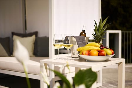 Relais & Winery Montepepe. Suite Terrace. Tuscany - Apartmen
