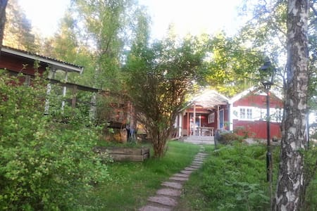 We now rent out our little paradise - Stuga